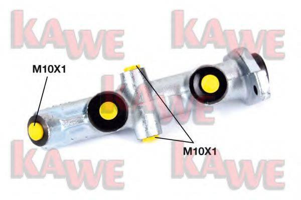 KAWE B1124 Главный тормозной цилиндр