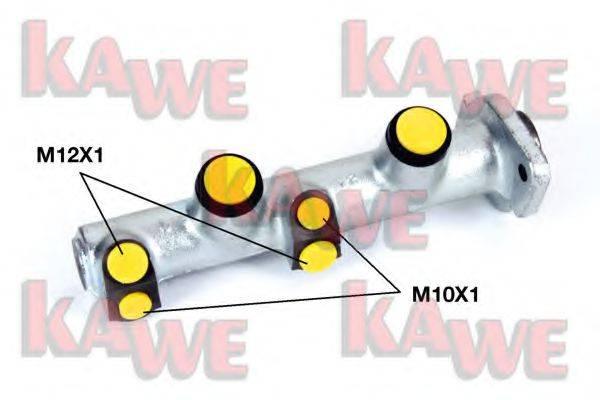 KAWE B1137 Главный тормозной цилиндр