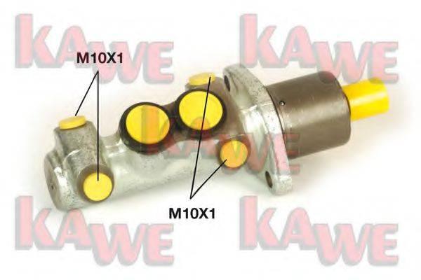 KAWE B1211 Главный тормозной цилиндр