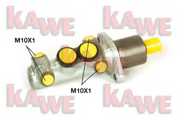 KAWE B1228 Главный тормозной цилиндр
