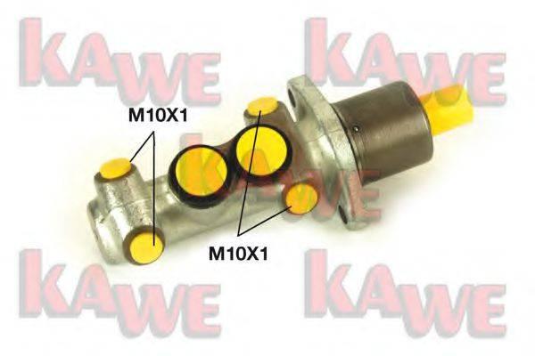 KAWE B1229 Главный тормозной цилиндр