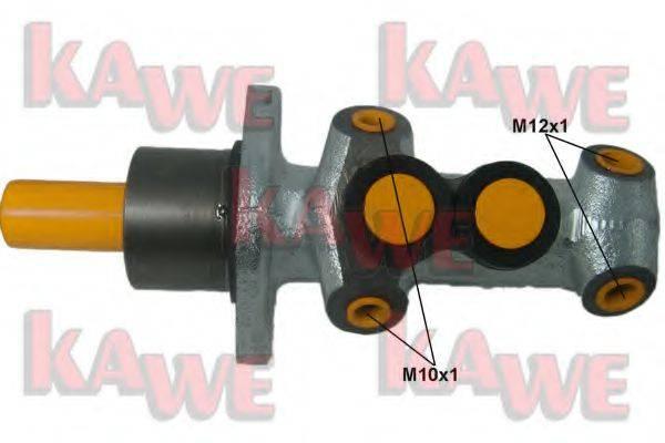 KAWE B1271 Главный тормозной цилиндр