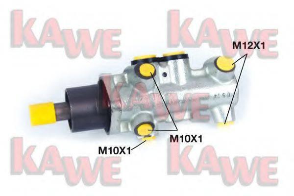 KAWE B1317 Главный тормозной цилиндр