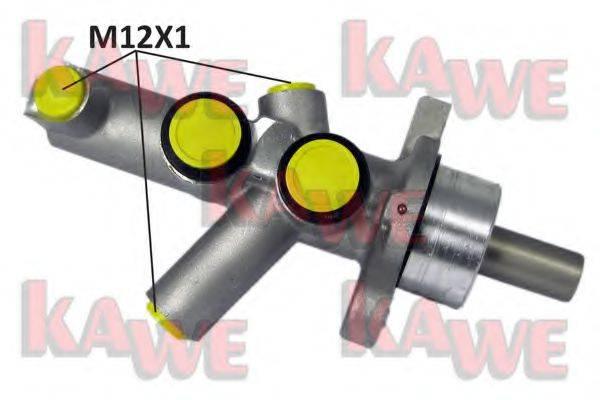 KAWE B1448 Главный тормозной цилиндр