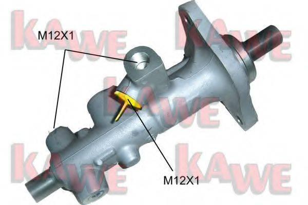KAWE B1499 Главный тормозной цилиндр