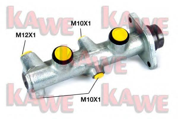 KAWE B1528 Главный тормозной цилиндр