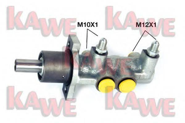 KAWE B1534 Главный тормозной цилиндр