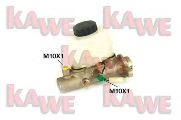 KAWE B1681 Главный тормозной цилиндр
