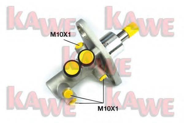 KAWE B1683 Главный тормозной цилиндр