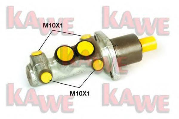 KAWE B1808 Главный тормозной цилиндр