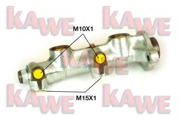 KAWE B1816 Главный тормозной цилиндр