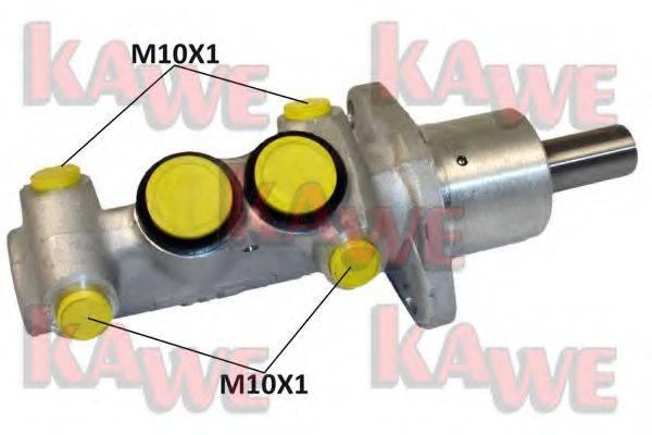 KAWE B1835 Главный тормозной цилиндр