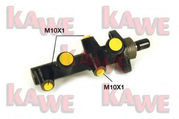 KAWE B1855 Главный тормозной цилиндр