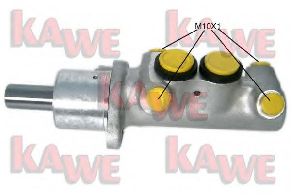 KAWE B1865 Главный тормозной цилиндр