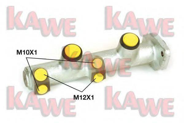 KAWE B1895 Главный тормозной цилиндр