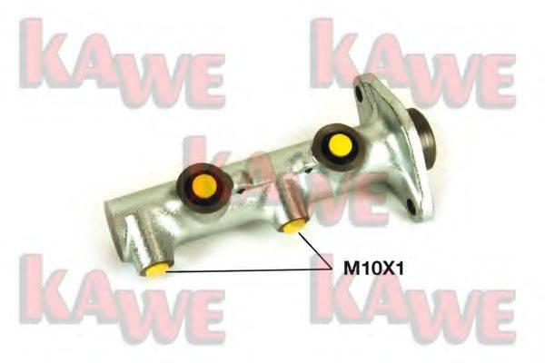 KAWE B1966 Главный тормозной цилиндр