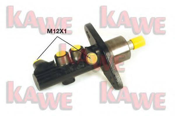 KAWE B1968 Главный тормозной цилиндр