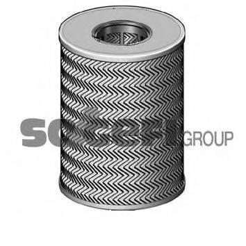 P.B.R. AG9010 Топливный фильтр