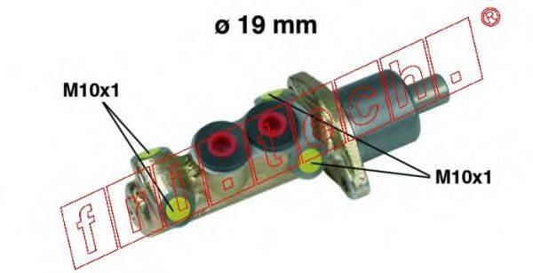 FRI.TECH. PF008 Главный тормозной цилиндр