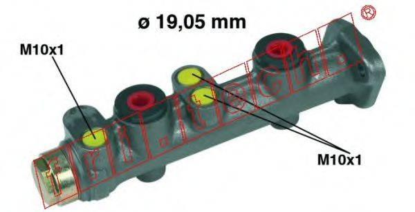 FRI.TECH. PF018 Главный тормозной цилиндр