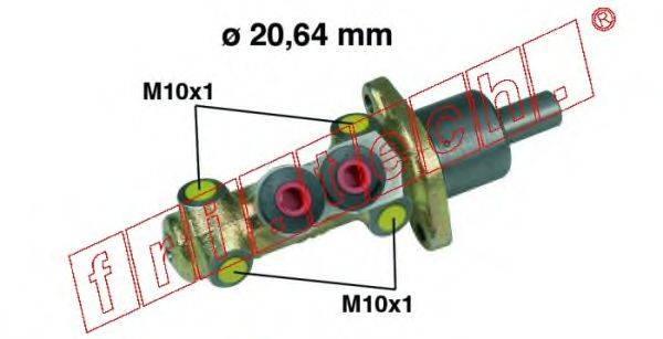 FRI.TECH. PF041 Главный тормозной цилиндр
