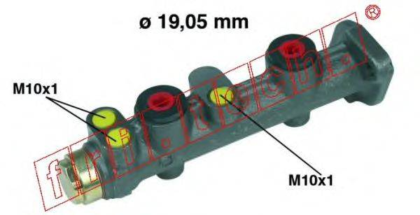 FRI.TECH. PF053 Главный тормозной цилиндр