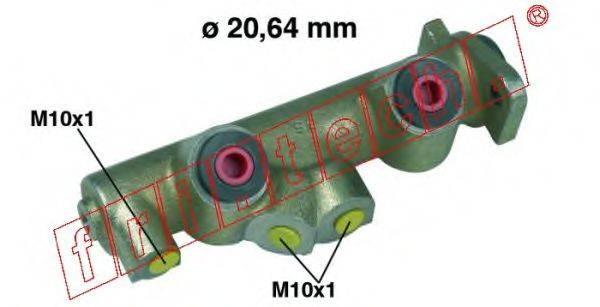 FRI.TECH. PF077 Главный тормозной цилиндр