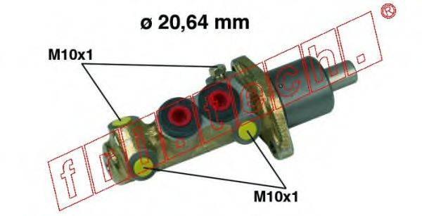 FRI.TECH. PF089 Главный тормозной цилиндр