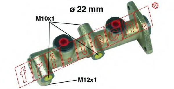 FRI.TECH. PF096 Главный тормозной цилиндр