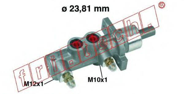 FRI.TECH. PF148 Главный тормозной цилиндр