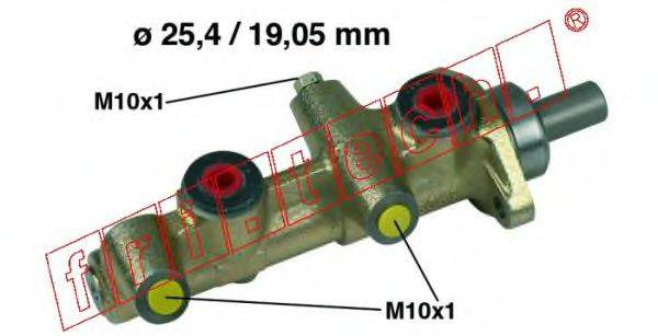 FRI.TECH. PF155 Главный тормозной цилиндр