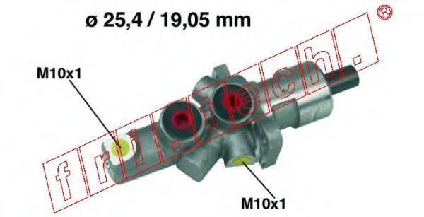 FRI.TECH. PF157 Главный тормозной цилиндр