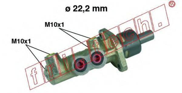 FRI.TECH. PF189 Главный тормозной цилиндр