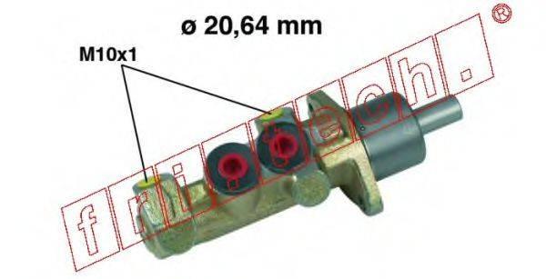 FRI.TECH. PF211 Главный тормозной цилиндр