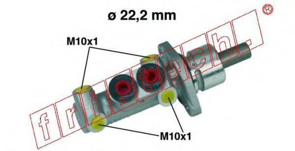 FRI.TECH. PF248 Главный тормозной цилиндр