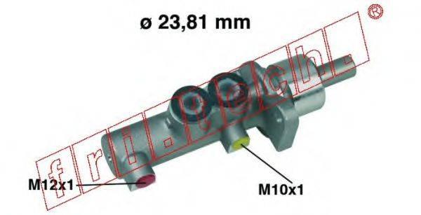 FRI.TECH. PF279 Главный тормозной цилиндр