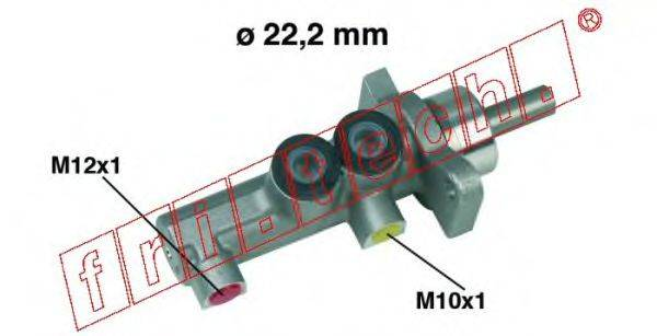 FRI.TECH. PF282 Главный тормозной цилиндр