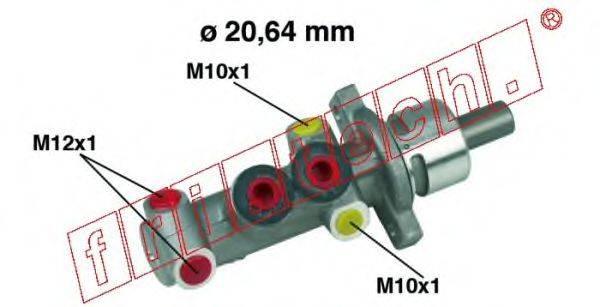 FRI.TECH. PF436 Главный тормозной цилиндр
