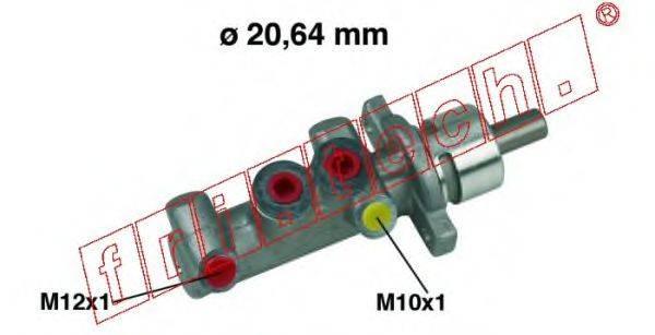 FRI.TECH. PF437 Главный тормозной цилиндр