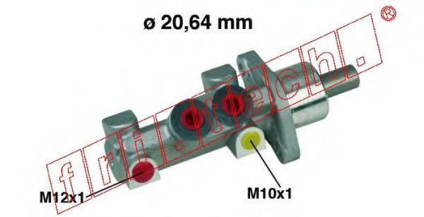 FRI.TECH. PF438 Главный тормозной цилиндр