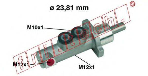 FRI.TECH. PF523 Главный тормозной цилиндр