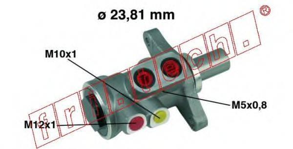 FRI.TECH. PF528 Главный тормозной цилиндр