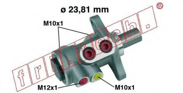 FRI.TECH. PF531 Главный тормозной цилиндр