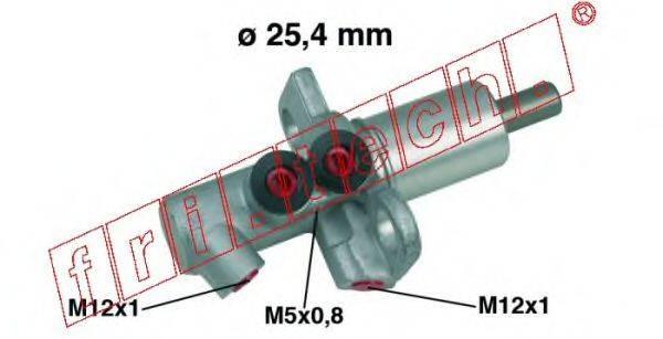 FRI.TECH. PF534 Главный тормозной цилиндр