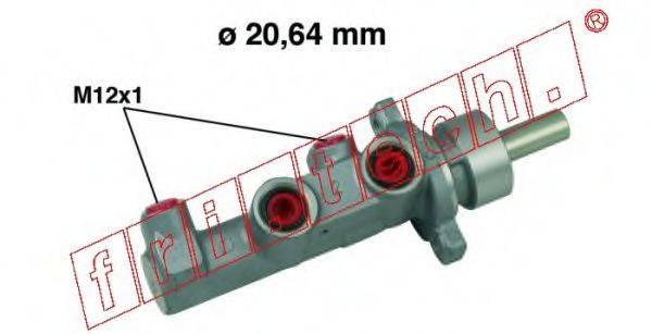 FRI.TECH. PF545 Главный тормозной цилиндр