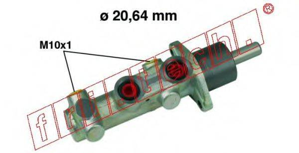 FRI.TECH. PF546 Главный тормозной цилиндр