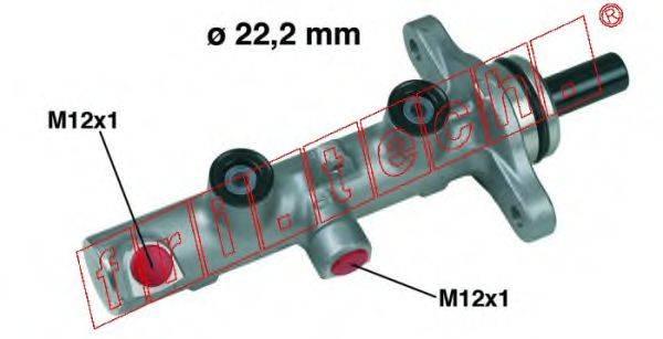 FRI.TECH. PF578 Главный тормозной цилиндр