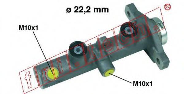 FRI.TECH. PF579 Главный тормозной цилиндр