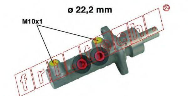 FRI.TECH. PF583 Главный тормозной цилиндр
