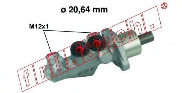 FRI.TECH. PF598 Главный тормозной цилиндр